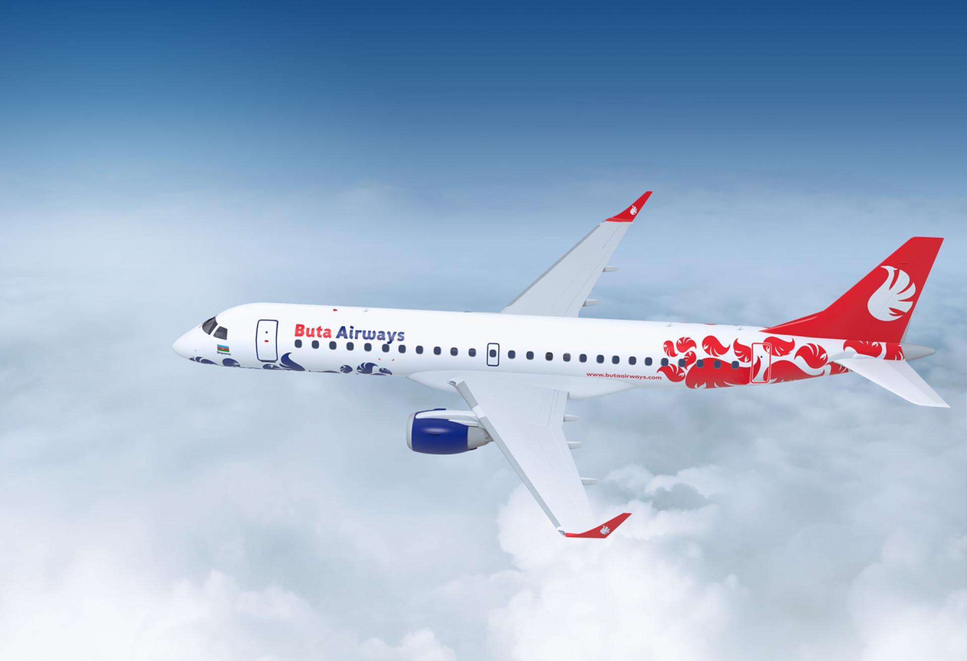 Buta Airways increases flights to Tbilisi