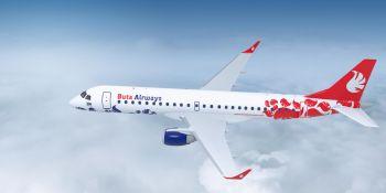 """""""Buta Airways"""" Tbilisiyə uçuşların sayını artırır"""