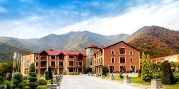 Summer prices at Gakh-Ilisu hotels