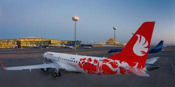 """""""Buta Airways"""" Batumiyə reyslərinin sayını artırdı"""
