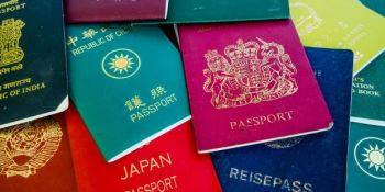Named the most influential passports of the world in 2019