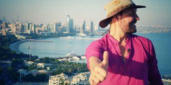 Украинский путешественник — с любовью о Баку: Ребята! Вам есть чем гордиться!
