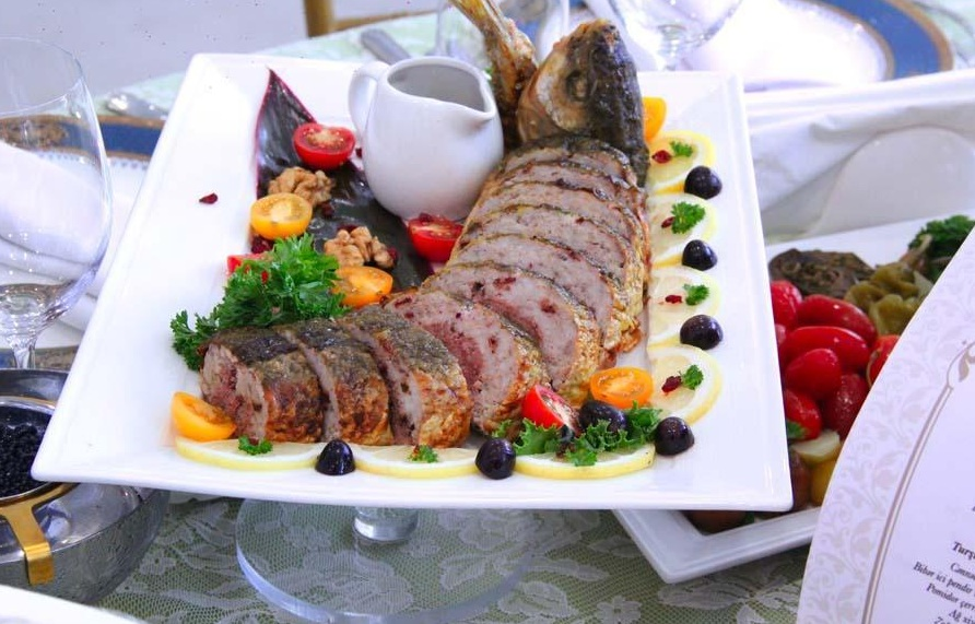 An exhibition of Islamic cuisine was held in Baku