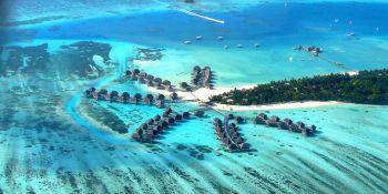 Azərbaycanlı cütlüklərin bal ayı üçün seçdiyi ada - Maldiv