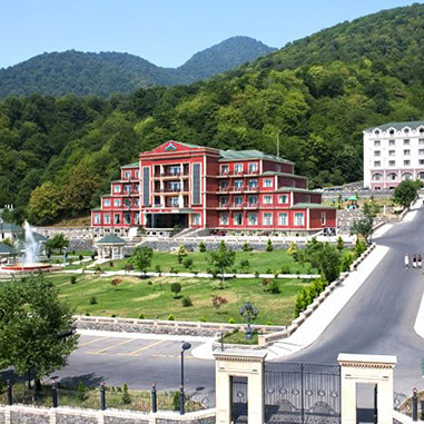 Gabala hotels in autumn - PRICE