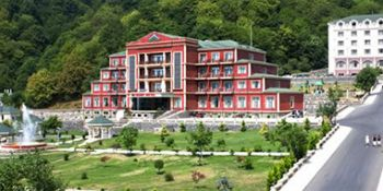 Gabala hotels in autumn - PRICE