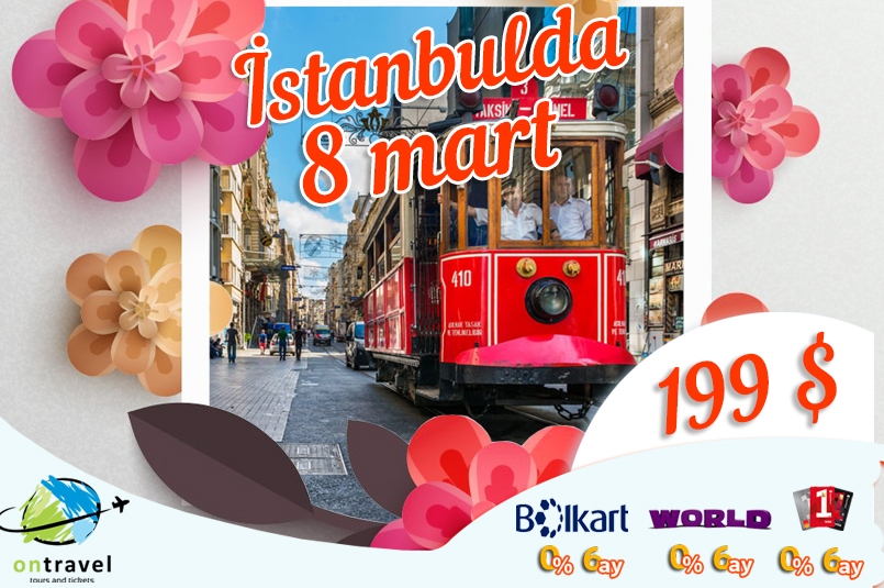 4 days in Istanbul - $ 199