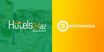 Hotels24.az начал свое сотрудничество с Bitcoin Gold