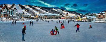 Самые выгодный места для зимнего отдыха