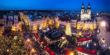 Лучшие новогодние ярмарки в разных городах мира