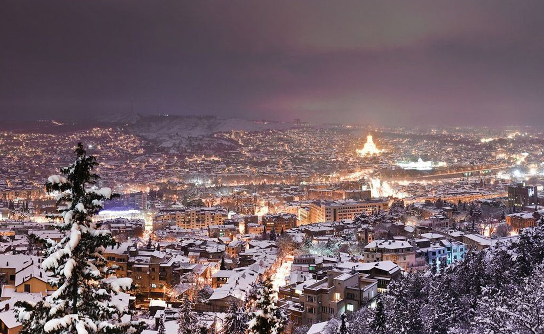 Tbilisi Mayor's Office to Spend $ 700,000 on New Year's Celebrations