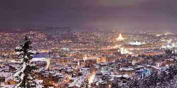 Мэрия Тбилиси потратит 700 тысяч долларов на новогодние праздники