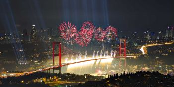 New Year's Eve in Istanbul