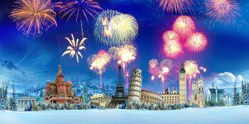 В каком городе лучше встретит Новый год? - Новый год за границей