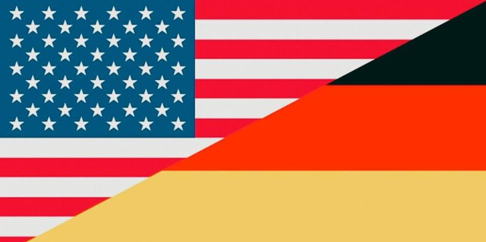 It is better to live in Germany or in the US - COMPARISON