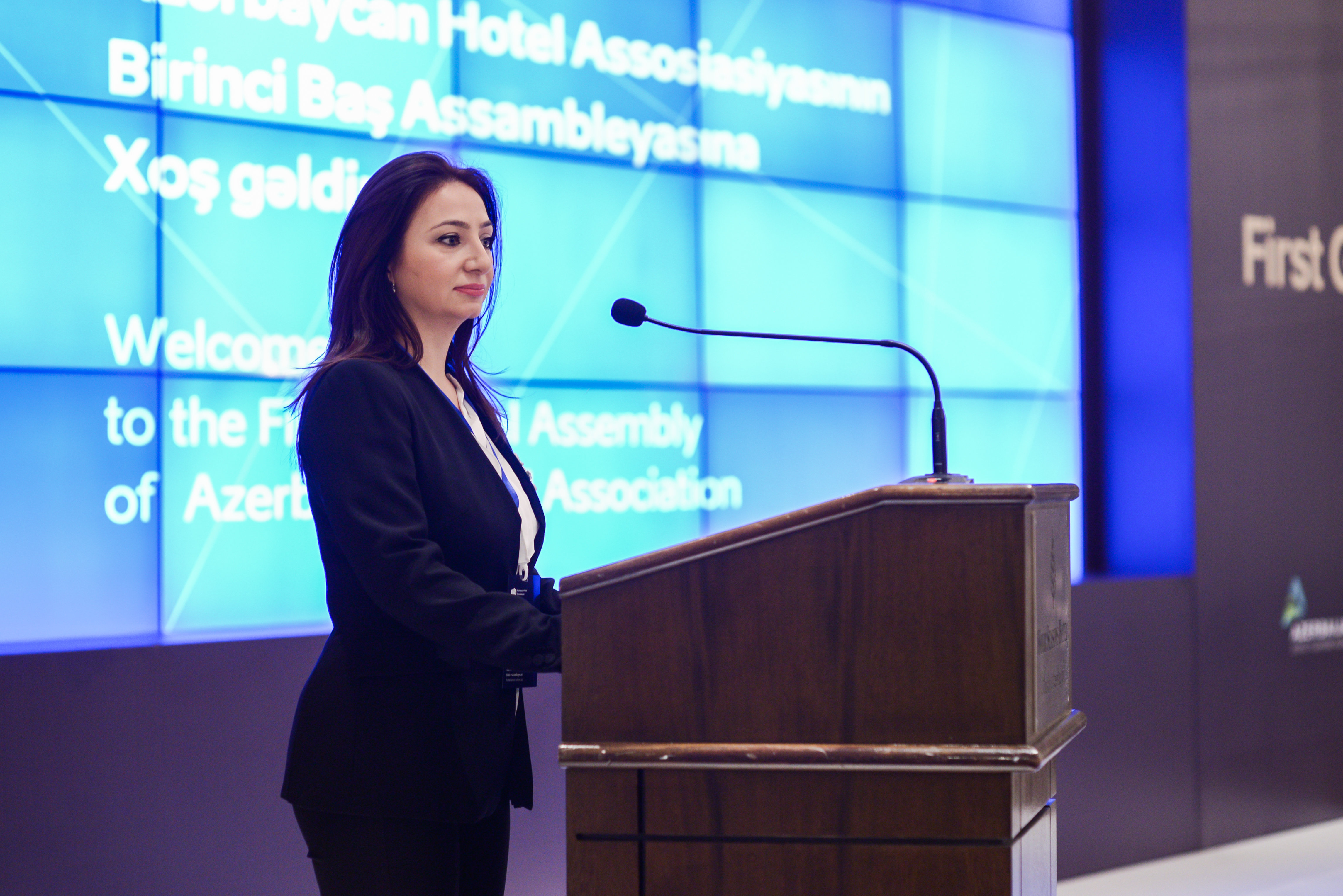 The First General Assembly of the Azerbaijan Hotels Association was held
