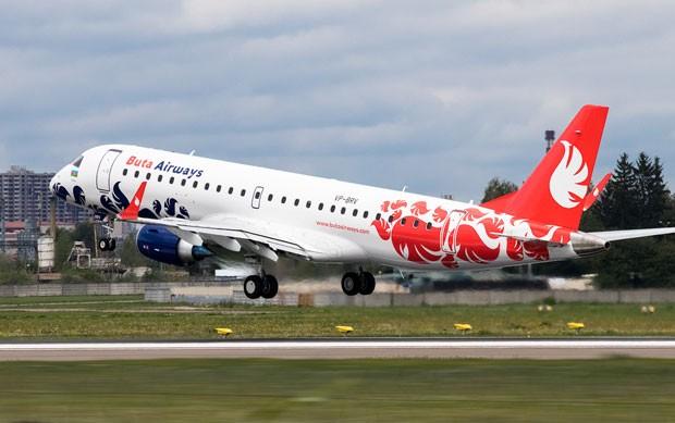 """""""Buta Airways"""" Ankaraya birbaşa aviareyslərə başlayacaq - TARİX"""