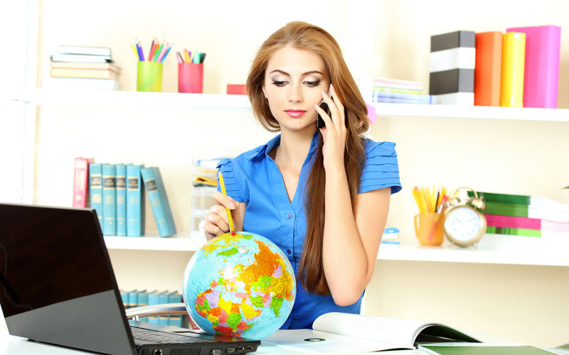 How to become a travel agent at home?
