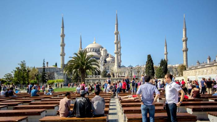 Number of Azerbaijanis visiting Turkey in 2018 has been announced