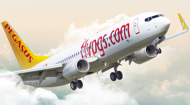 «Пегас» начинает полеты из Баку
