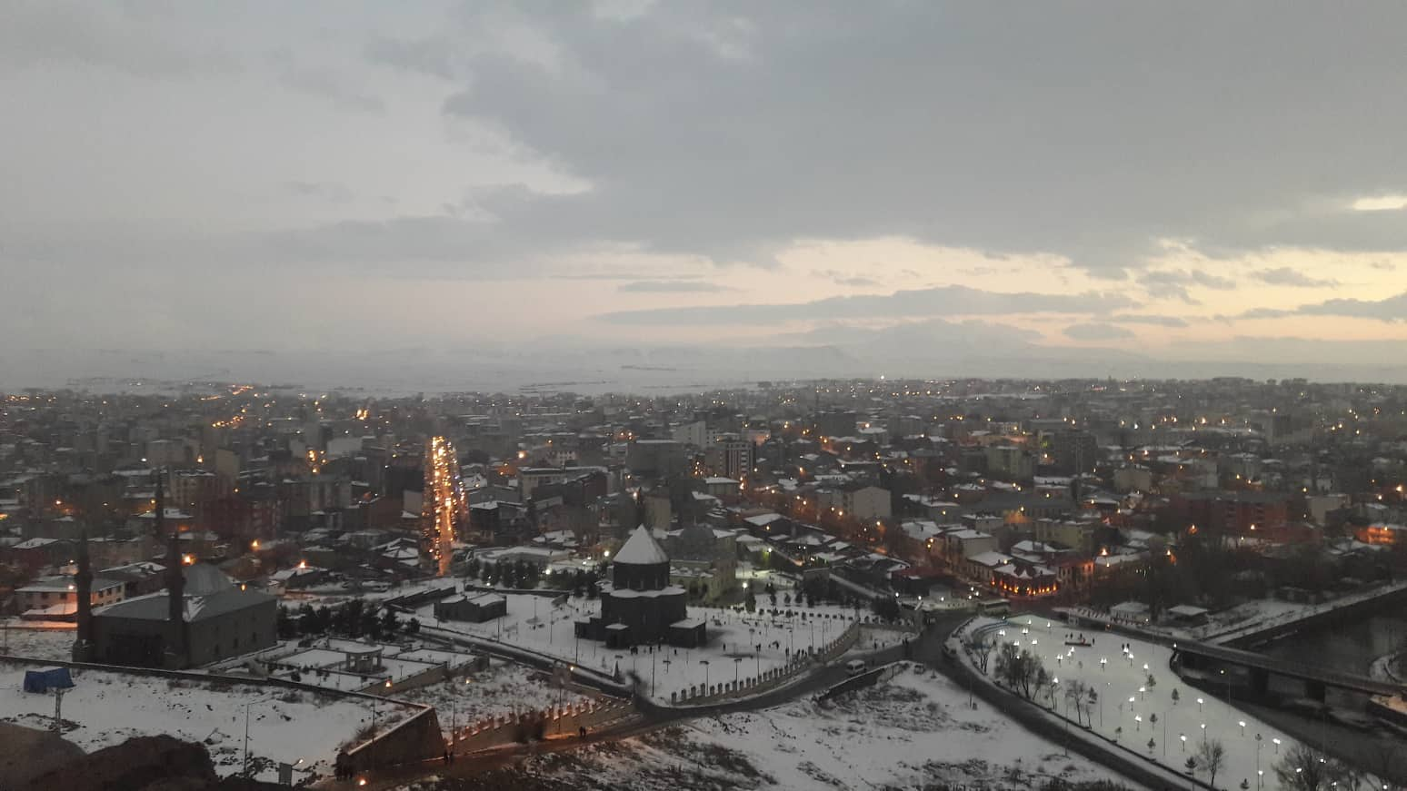 Winter tourism miracle Kars
