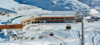 """""""Shahdag"""" and """"Tufandag"""" are included in the top three mountain skiing resorts in CIS"""