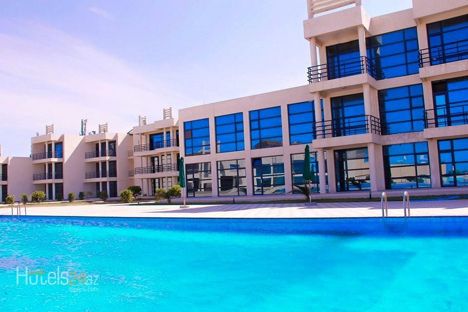 Гостиница Khazar Golden Beach