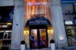Гостиница Rigs Баку