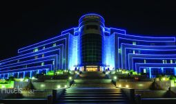 Гостиница Naftalan Qashalti