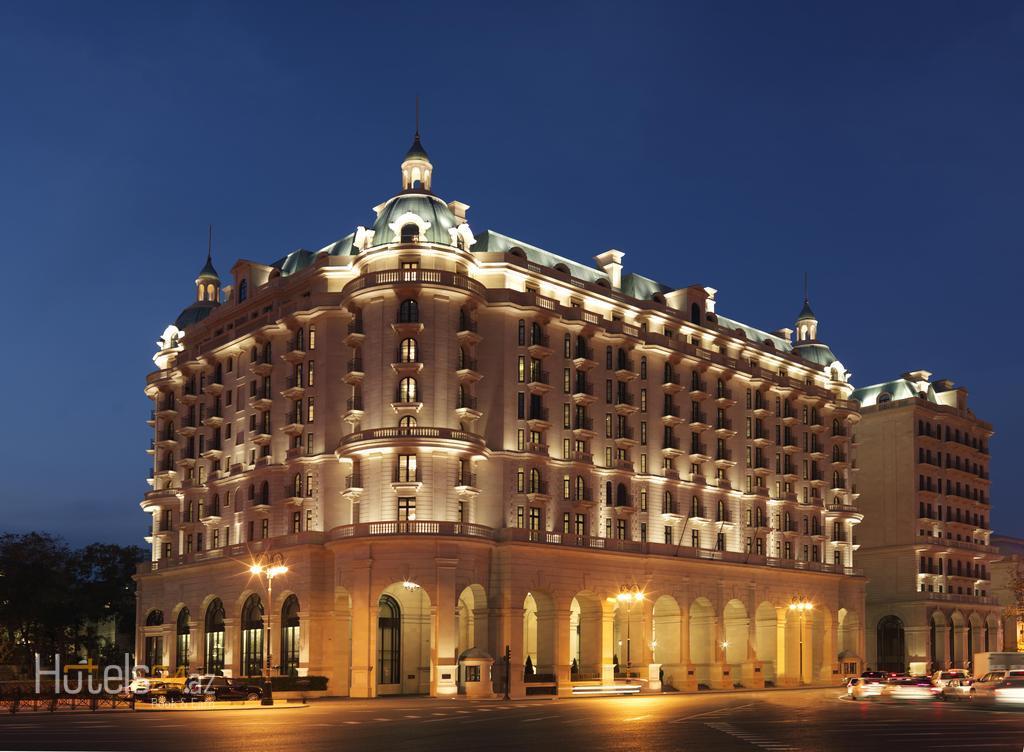 Гостиница Four Seasons Baku