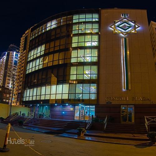 Гостиница Гянджали Плаза