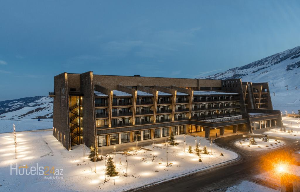 Шахдаг Отель & Спа