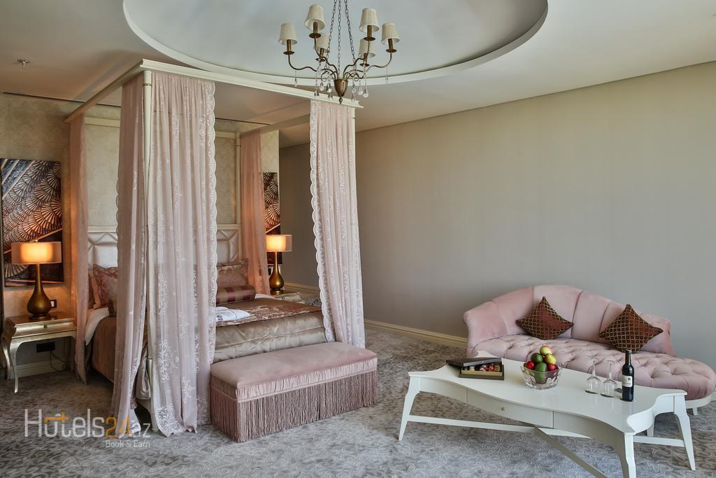 Губа Палас Отель Азербайджан - Семейный номер повышенной комфортности