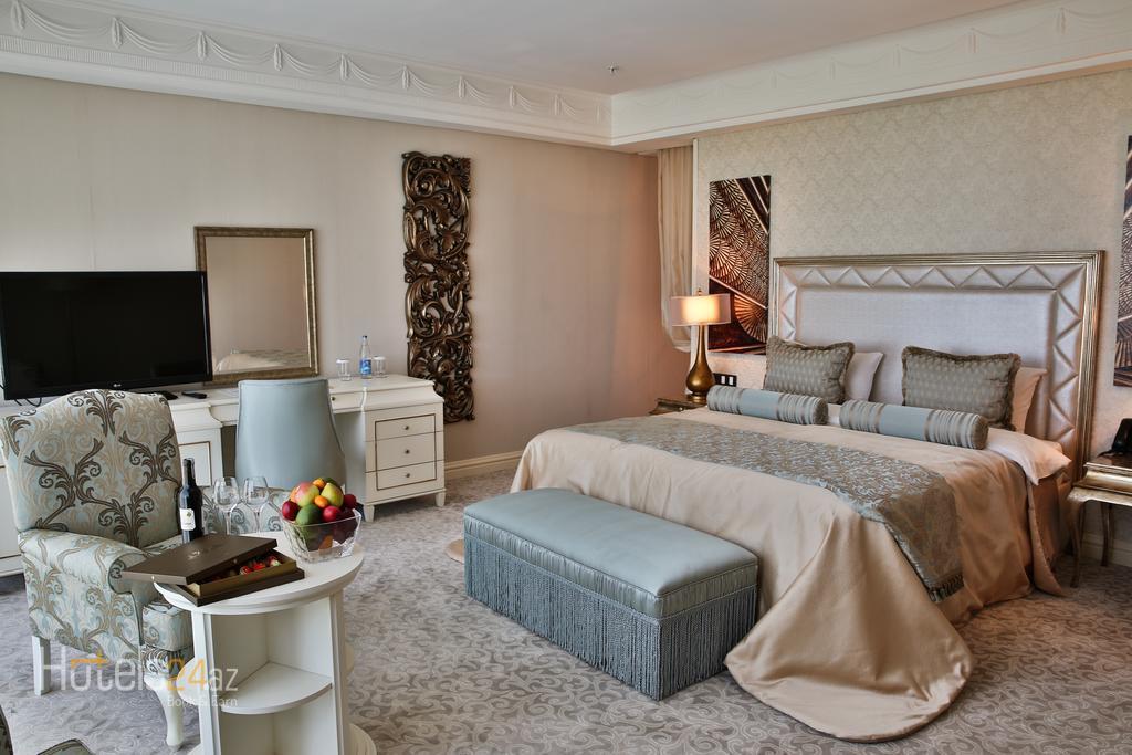 Губа Палас Отель Азербайджан - Люкс для новобрачных