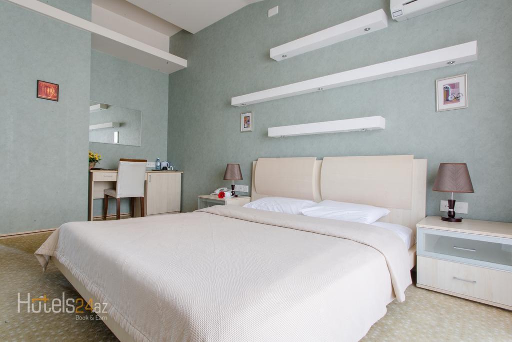 Аустин Бутик Отель - Стандартный двухместный номер с 1 кроватью