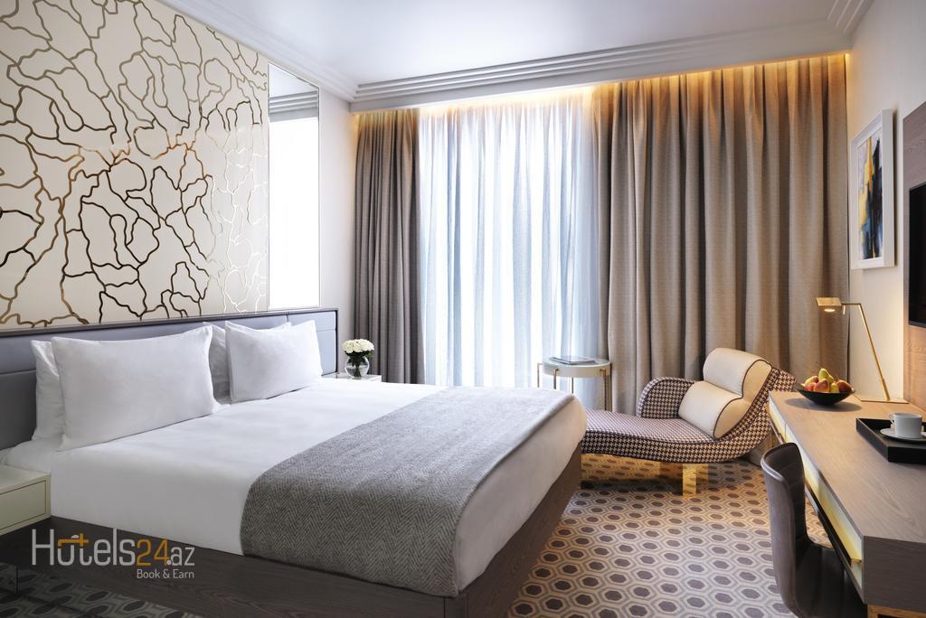 Гостиница Бульвар Баку - Номер с кроватью размера