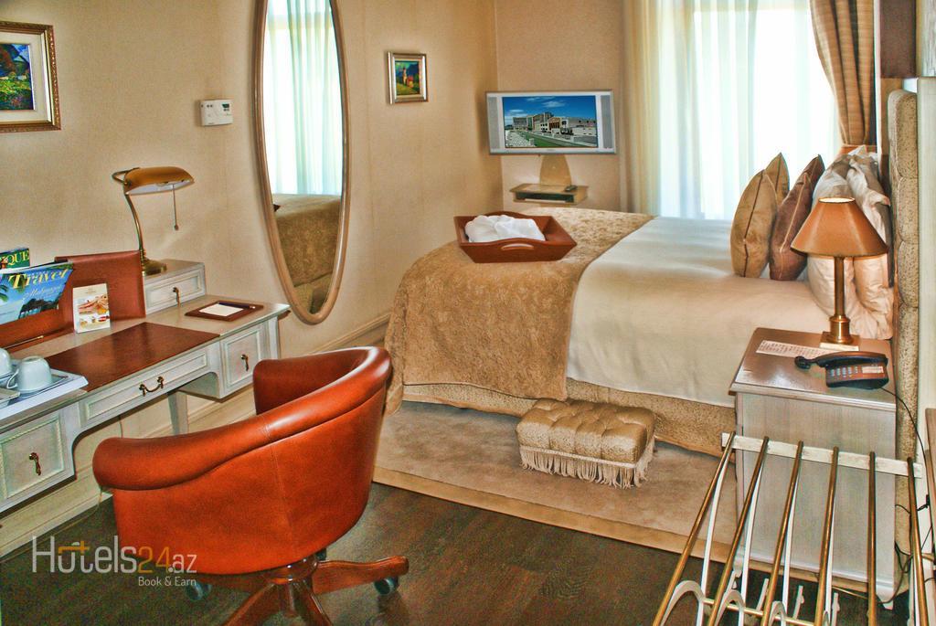 Спа-отель Excelsior Баку - Стандартный двухместный номер с 1 кроватью