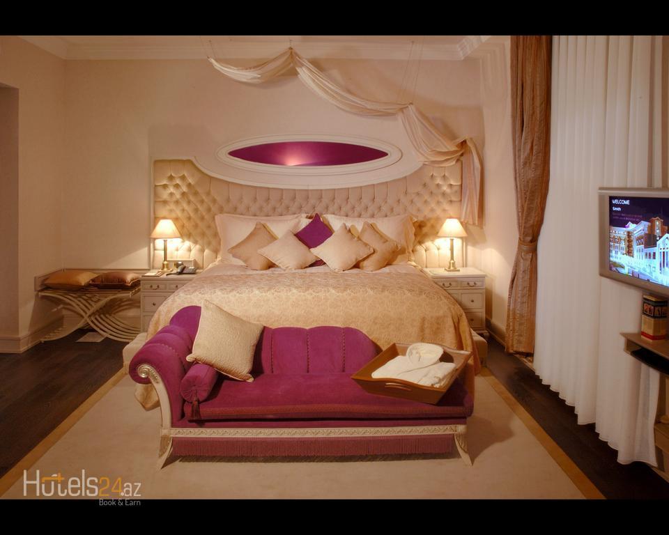 Спа-отель Excelsior Баку - Двухместный номер Делюкс с 1 кроватью