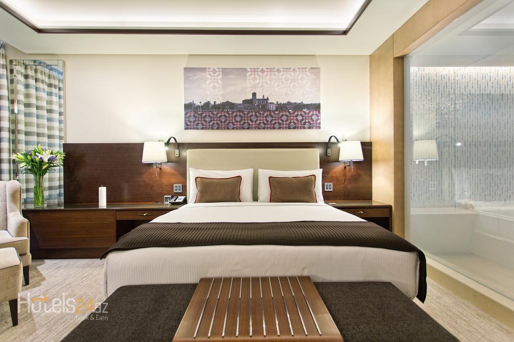 гостиница Fairmont Baku, Flame Towers - Номер