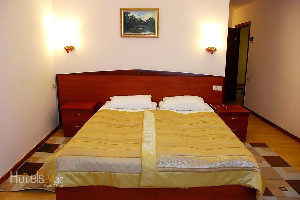 Гостиница Гянджали Плаза - Стандартный двухместный номер с 1 кроватью или 2 отдельными кроватями