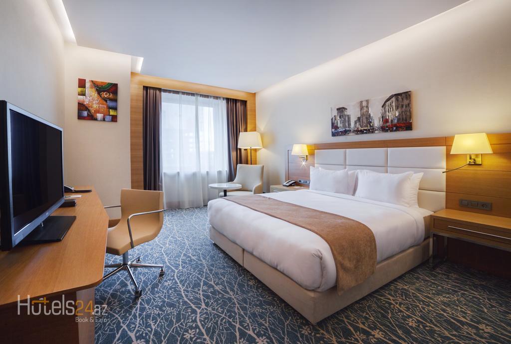 Гостиница Holiday Inn Баку - Номер с кроватью размера