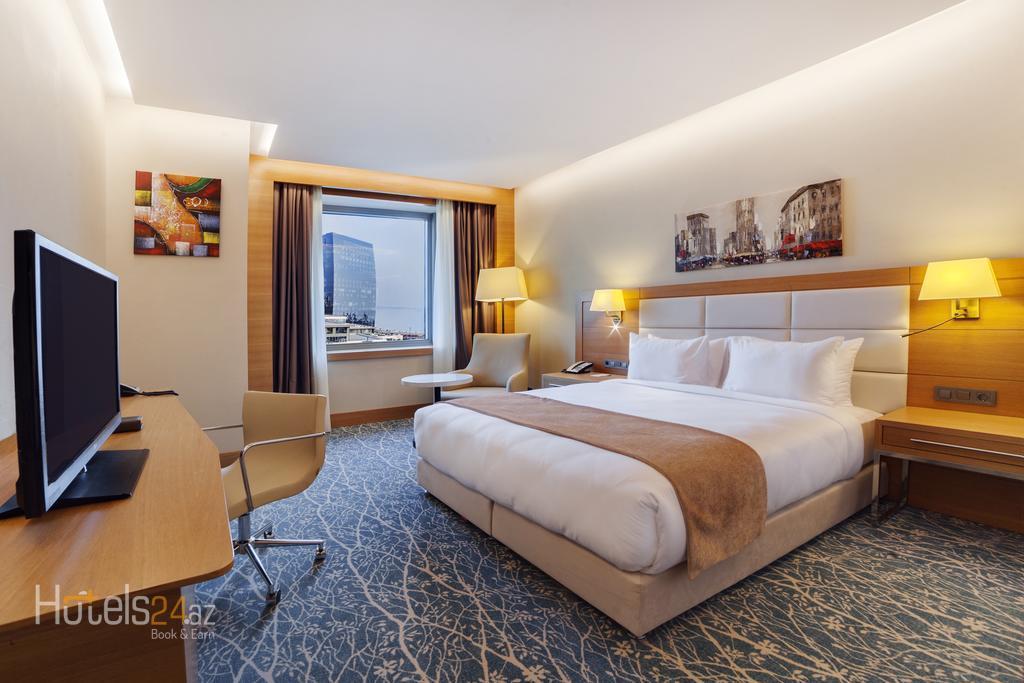 Гостиница Holiday Inn Баку - Стандартный двухместный номер с 1 кроватью или 2 отдельными кроватями