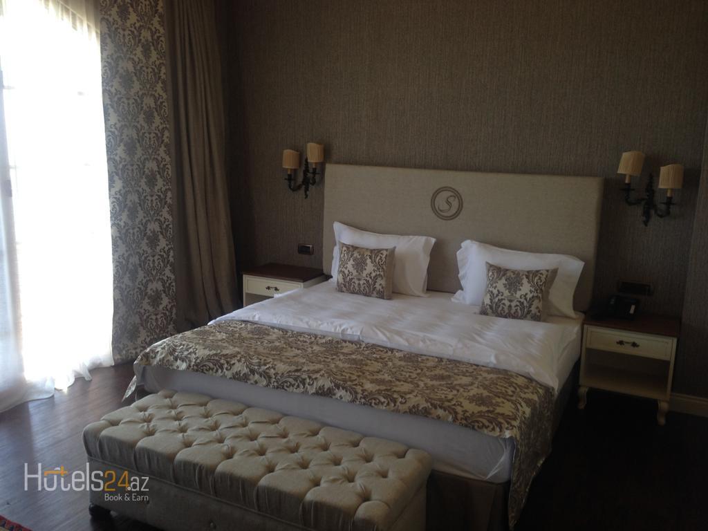 Гостиница Сапфир МАРИН - Стандартный двухместный номер с 1 кроватью