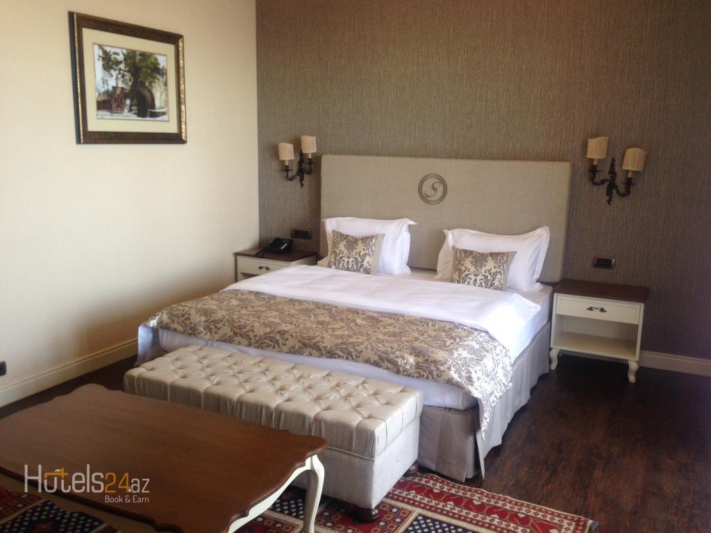 Гостиница Сапфир МАРИН - Улучшенный двухместный номер с 1 кроватью или 2 отдельными кроватями, вид на море