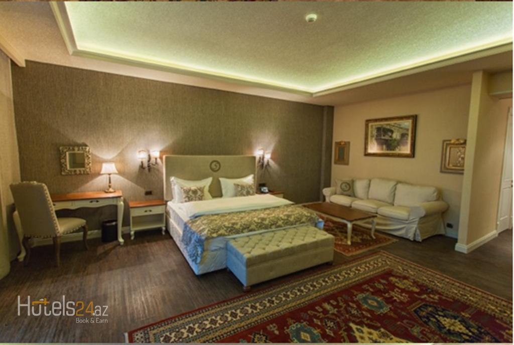 Гостиница Сапфир МАРИН - Семейный люкс с видом на море