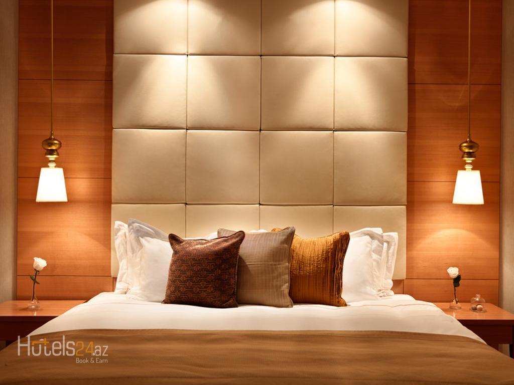 Гостиница Bilgah Beach - Стандартный двухместный номер с 1 кроватью