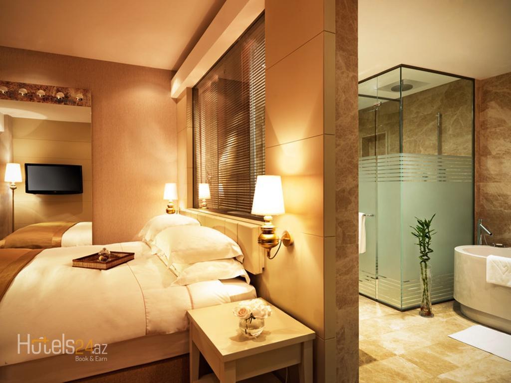 Гостиница Bilgah Beach - Семейный люкс с 2 спальнями