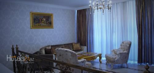 Гостиница Khazar Golden Beach - Четырехместный номер