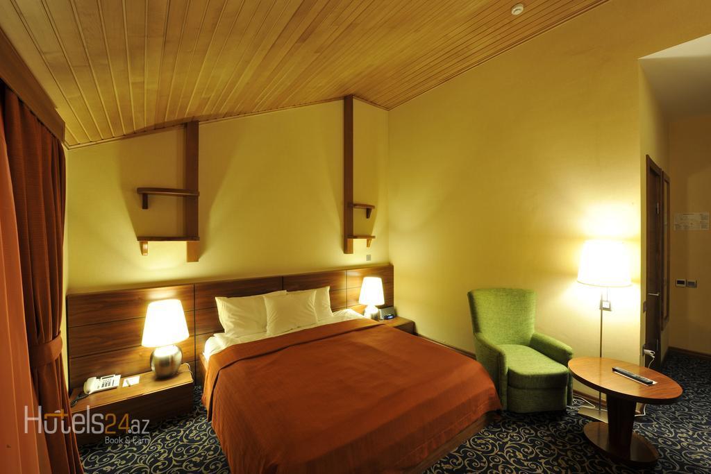 Гостиница ЭЛЬ Резорт - Стандартный двухместный номер с 1 кроватью