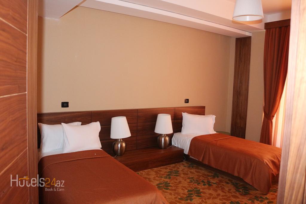 Гостиница ЭЛЬ Резорт - Стандартный двухместный номер с 2 отдельными кроватями